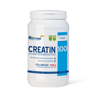 Multi-Food Creatin 100 - 1000g Dose