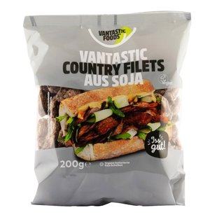 Vantastic Foods Soya Country Filets - 150g