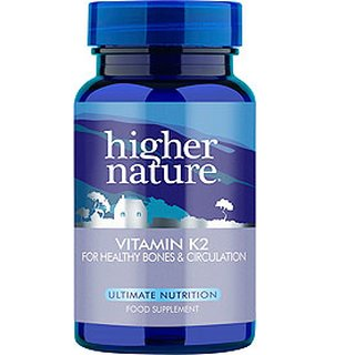Higher Nature Vitamin K2 - 60 Tabletten