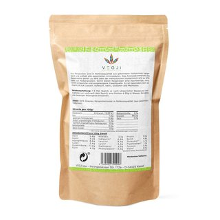 Raw Rice Protein Isolate - 1000g Natur