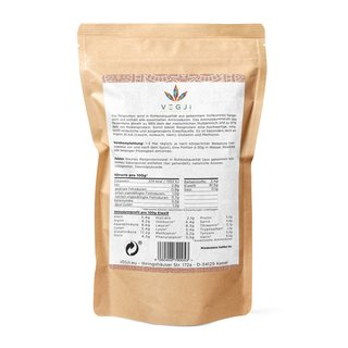 Raw Rice Protein Isolate - 1000g Schoko