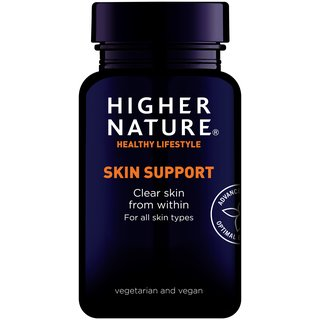 Higher Nature Skin Support - 60 Kapseln
