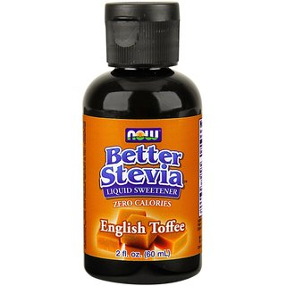Now Foods BetterStevia Flavored Liquids - 60ml