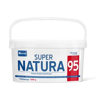 Multi-Food Super NATURA 95 Erbsenproteinisolat - 3000g
