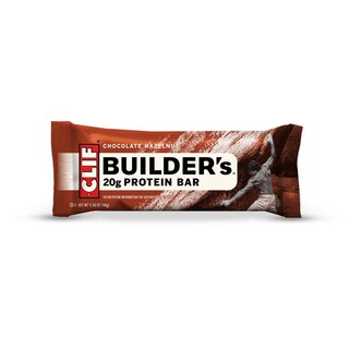 Clif Builders Bar Proteinriegel - 12er Karton Chocolate...