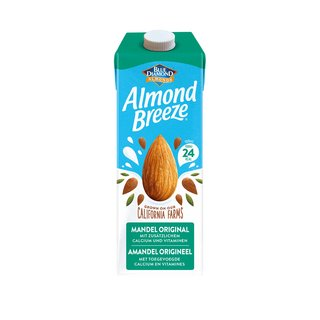 Almond Breeze Original Mandel Drink - 1L