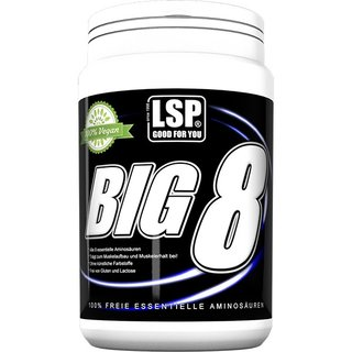LSP Sports Big 8 Essentielle Aminosäuren Pulver - 500g