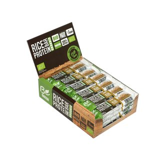 Be Green Bio Reisprotein Riegel - 24x50g