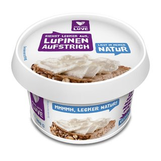 Made with Luve Lupinen Aufstrich Natur - 150g