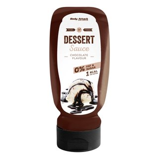 Body Attack Dessert Sauce Chocolate Flavour - 320ml