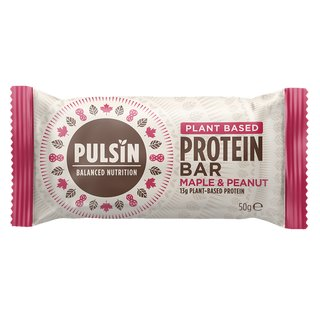 Pulsin Protein Booster Snack Bars - 50g