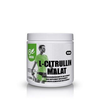 Be Green L-Citrullin Malat - 250g