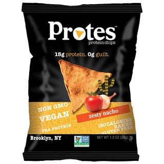 ProTings Protein Chips - 28g Zesty Nacho