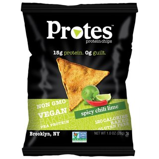 Protes Protein Chips - 28g Spicy Chili Lime
