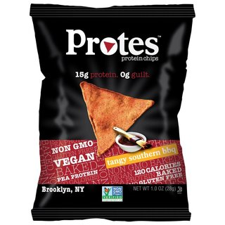 Protes Protein Chips - 28g Tangy Southern BBQ