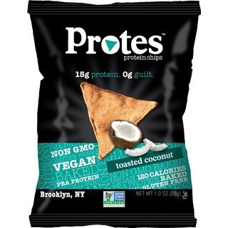 Protes Protein Chips - 28g Toasted Coconut