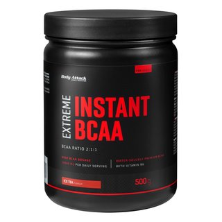 Body Attack Extreme Instant BCAA - 500g Ice-Tea Flavour