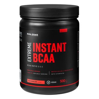 Body Attack Extreme Instant BCAA - 500g Watermelon Flavour