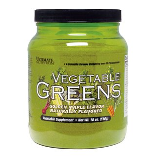 Ultimate Nutrition Vegetable Greens - 510g