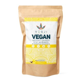 VEGJi Weight Gainer Vegan - 1000g