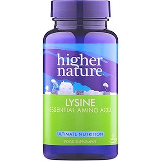 Higher Nature Lysin 500mg - 90 Tabl.