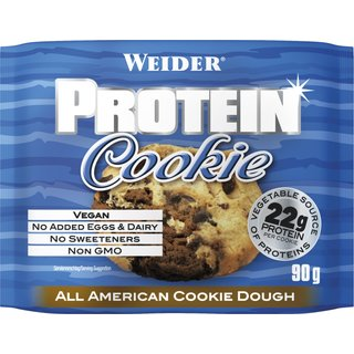 Weider Protein Cookie - 90g All American Cookie Dough