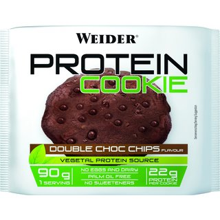 Weider Protein Cookie - 90g Double Choc Chips