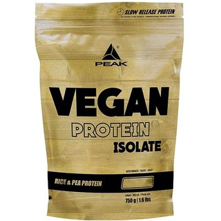 Peak Performance Vegan Protein Isolate - 750g