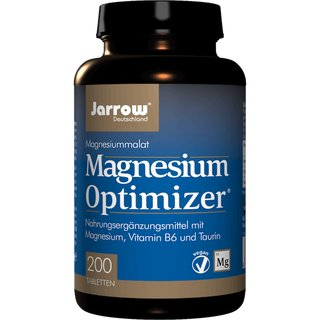 Jarrow Magnesium Optimizer - 100 Tabl.