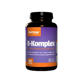 Jarrow Formulas B-Right Vitamin B-Komplex - 100 Kapseln