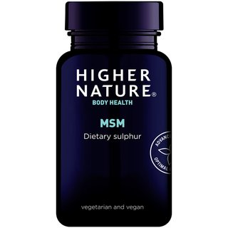Higher Nature MSM Tabletten - 90 Tabs