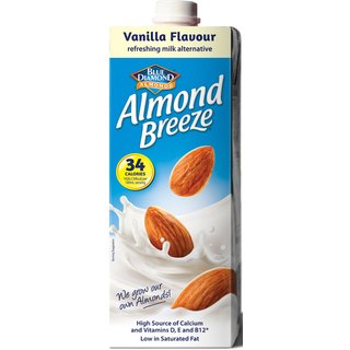 Almond Breeze Original Mandel Drink Vanilla - 1L