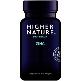 Higher Nature True Food Zink - 90 Tabs