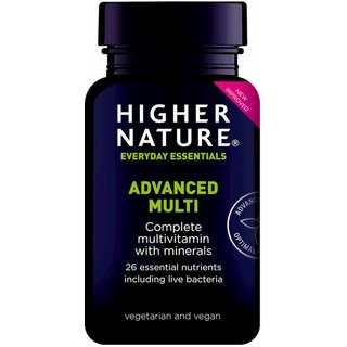 Higher Nature Advanced Nutrition Complex - 90 Tabl.