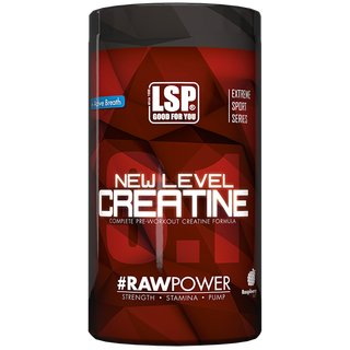 LSP Sports New Level Creatine 3.1 - 1500g