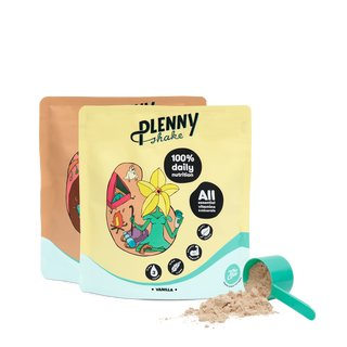 Jimmy Joy Plenny Shake Vegan Mahlzeitenersatz - 475g