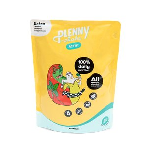 Jimmy Joy Plenny Shake Active Vegan Mahlzeitenersatz - 643g