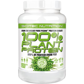 Scitec Nutrition 100% Plant Protein - 900g
