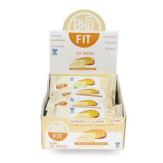 Bhu Fit Vegan Protein Bar - 45g Peanut Butter White...