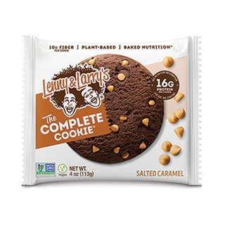 Lenny & Larrys The Complete Cookie - 1x113g Salted Caramel
