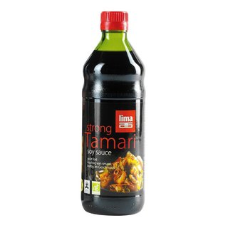 Lima Bio Tamari Strong Sojasauce - 500ml