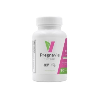Vegetology PregnaVie Pregnancy & Breastfeeding Formula -...