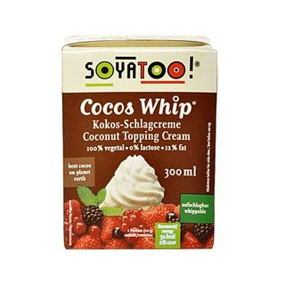 Soyatoo Cocos-Whip - 300ml