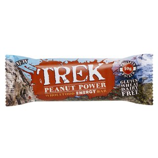 Trek Protein Peanut Power Riegel - 55g