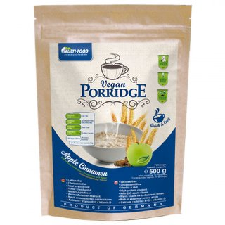 Multi-Food Vegan Porridge - 500g