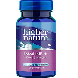 Higher Nature Immune Plus - 90 Tabl.
