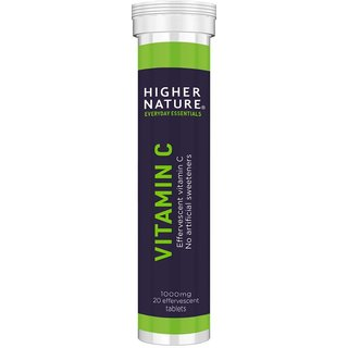 Higher Nature Fizzy Vitamin C - 20 Brausetabl.