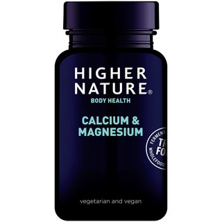 Higher Nature True Food Kalzium & Magnesium - 120 Tabl.
