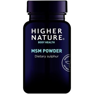 Higher Nature MSM-Kristalle - 200g