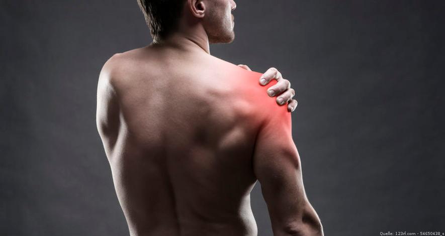 Schulter Schmerzen